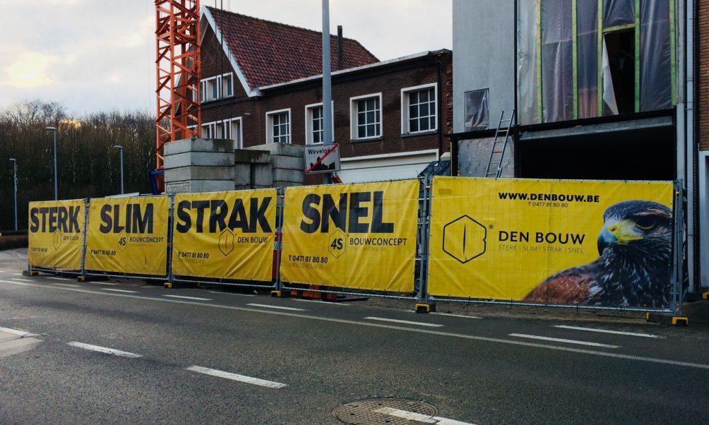 Banners Den Bouw