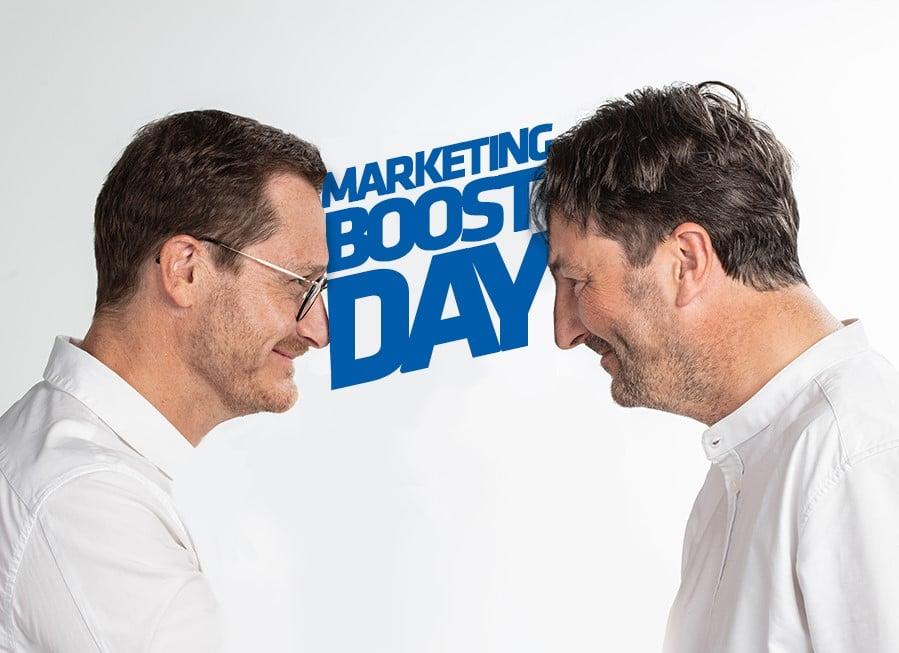 Marketing Boost Day met Cis Scherpereel en Kurt Ostyn