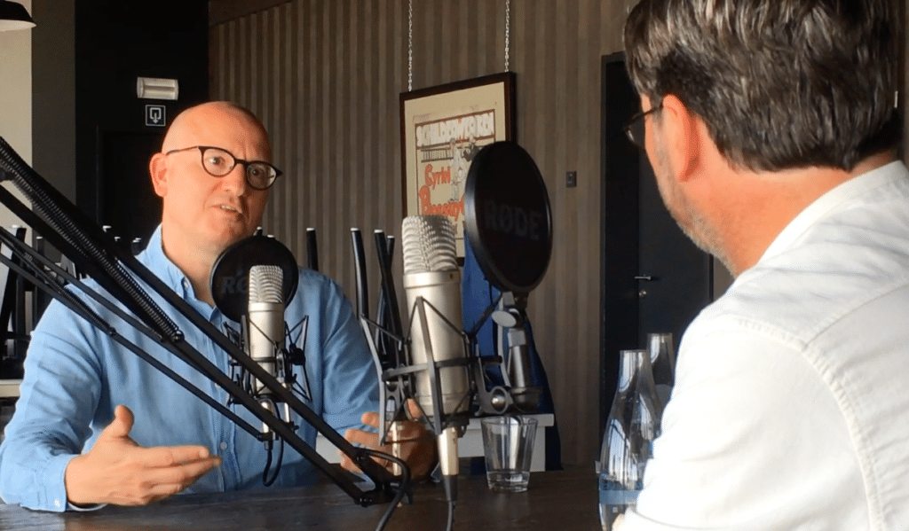 interview podcast Toon Bossuyt met Kurt Ostyn