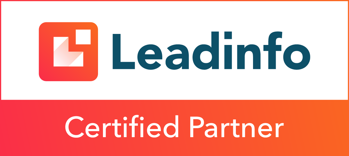 Leadinfo Certified Partner